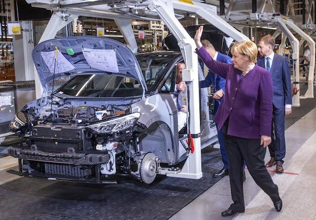 Επιδεινώνεται η ύφεση της γερμανικής βιομηχανίας