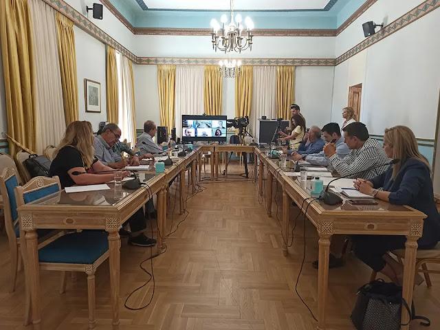 Σύσκεψη του Π. Νίκα με τους διοικητές των νοσοκομείων της Περιφέρειας Πελοποννήσου