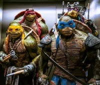 Ninja Turtles 2 Movie
