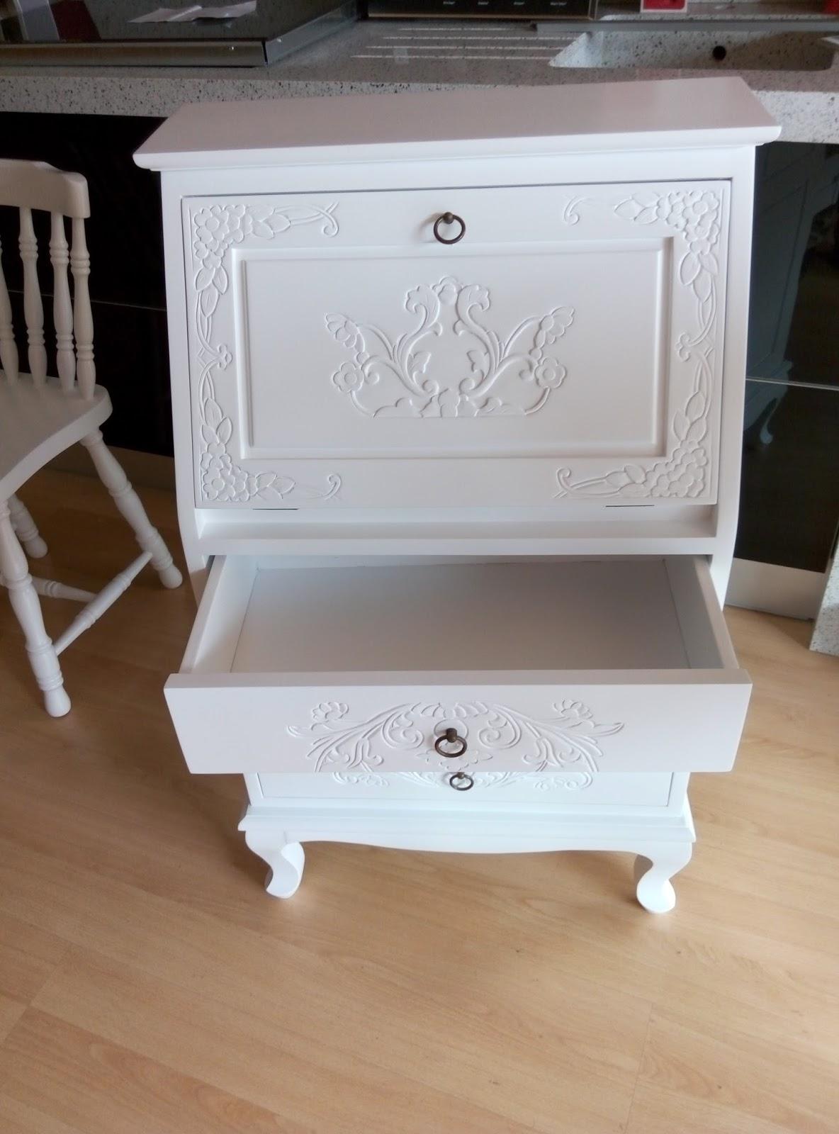 Carpinteria los molinos lacado de muebles Lacado de muebles en blanco