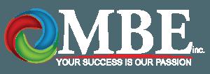 MBE light Logo