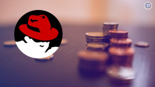 Depois de compra pela IBM, Red Hat Lucra mais de US$ 850 Mi em 2019