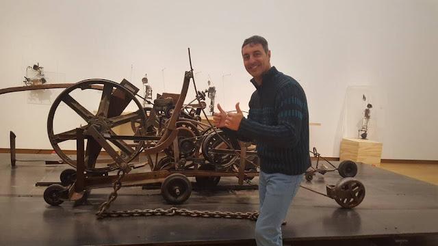 Museo Stedelijk maquinas raras