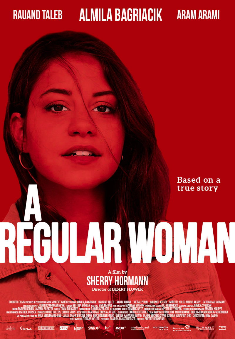 a regular woman poster