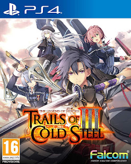 "Videojuegos: Nuevo trailer del ""The Legend of Heroes: Trails of Cold Steel III"""
