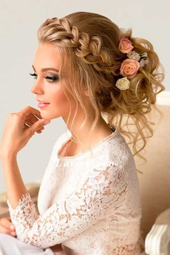 30 most amazing wedding hairstyles for lovely BRIDE