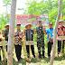 Sukseskan Program Ketahanan Pangan, Kodim 0821 Lumajang Laksanakan Panen Jagung Bersama