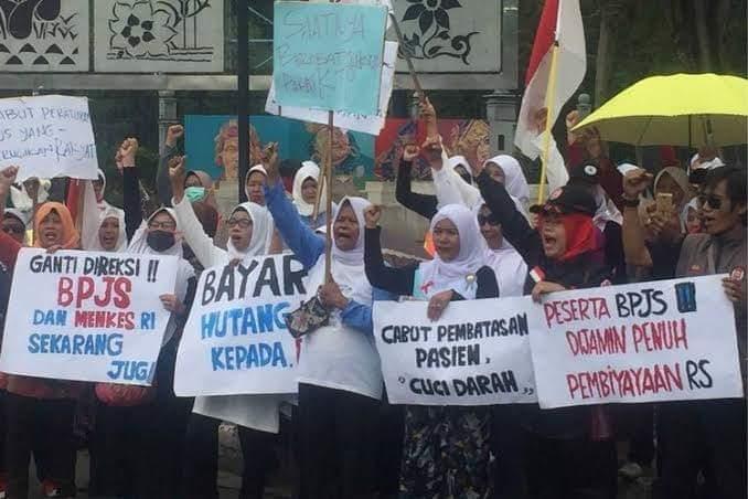 Beranikah Jokowi Tetap Menaikkan Iuran BPJS Kesehatan?