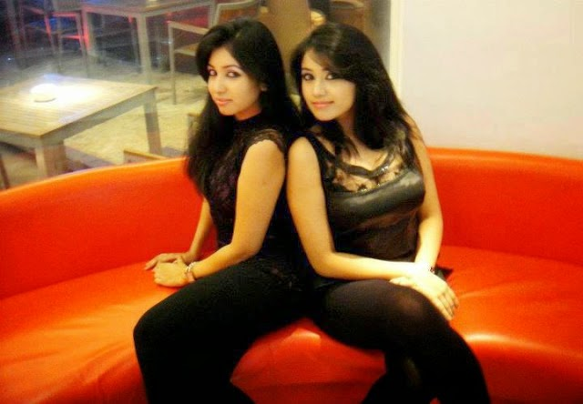 Cute SEXY NSU (North South University) Girl's Latest Unseen Photo Album Collection 2014