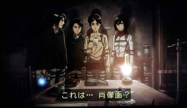 Shingeki no Kyojin Season 3 Part 2 - Episode 8