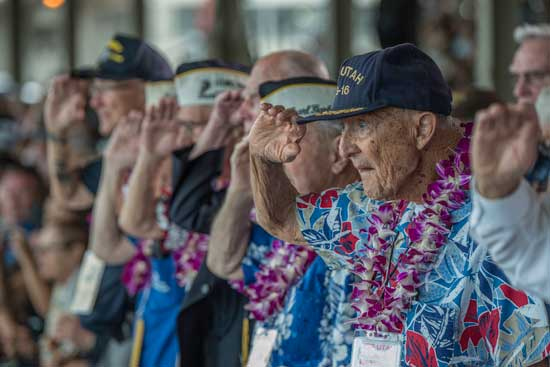 National Pearl Harbor Day 2018 Photos