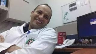 الدكتور حاتم غزال ينشر بشرة سارة بخصوص فيروس كرونا