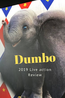 Dumbo 2019 Live Action Review