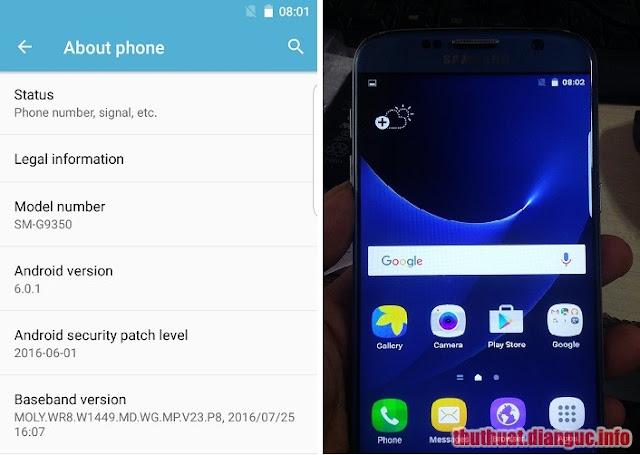 ROM cứu máy Samsung S7 (FAKE) MT6580 flashtool ok