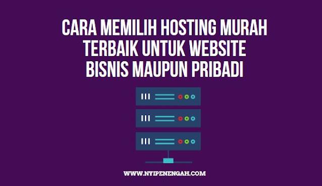 hosting murah hosting artinya hosting gratis pengertian hosting