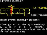 SQLmap Bypass 500 Internal Server Error