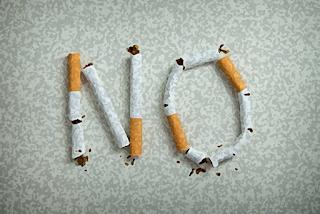 smettere con le sigarette