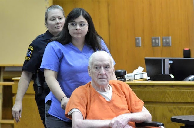 Cold case closed: 84-year-old man gets two life sentences for 1976 double homicide in Wisconsin