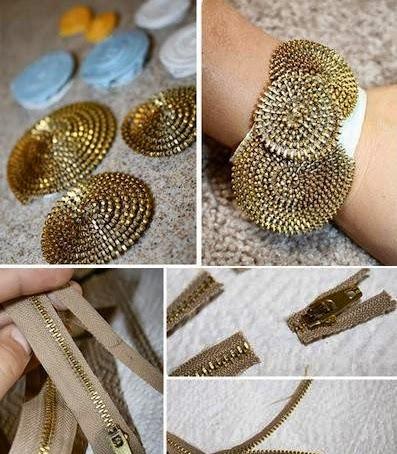 bransoleta z suwakow tutorial