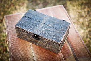 Blue Mountain Woodworks Barn Wood Keepsake Boxes