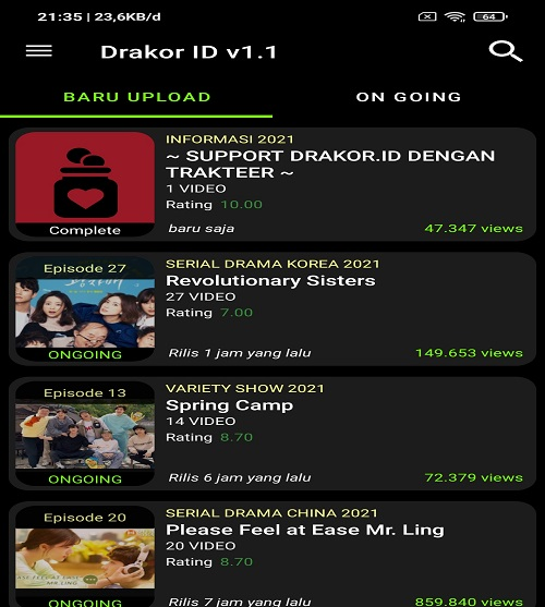 Cara Download Film Drama Korea
