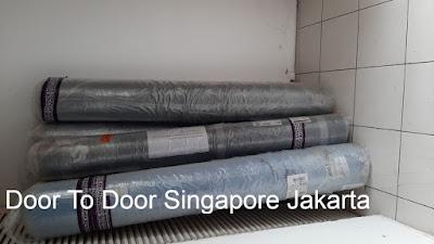 Door To Door Cargo Singapore To Jakarta Airfreight And Seafreight
