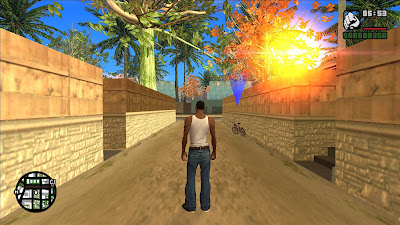 GTA San Andreas Beautiful Retextured Graphics Pack