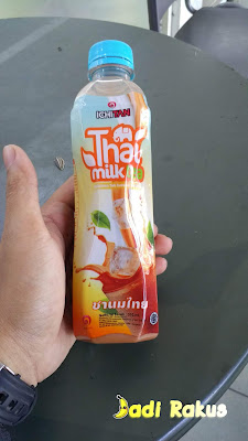 Ichitan thai milk tea