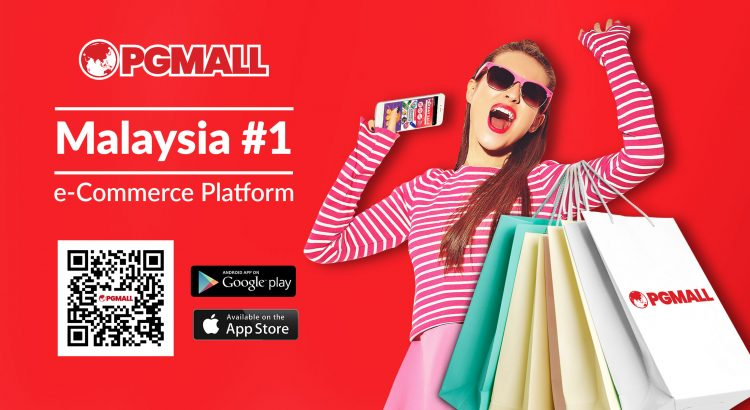 Jom Shopping Sempena Pgmall Birthday Sale 29 Jun Hingga 5 Julai 2020