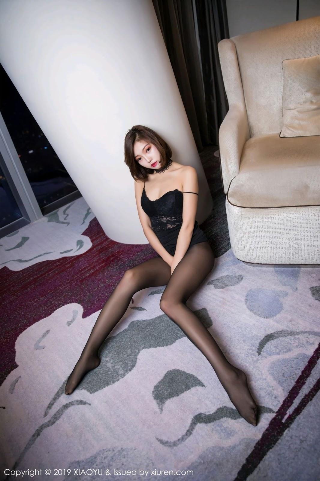 [语画界XiaoYu] Vol.006 Feng Mu Mu - CHINA MODEL GIRL