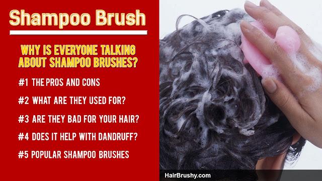 Shampoo Brushes