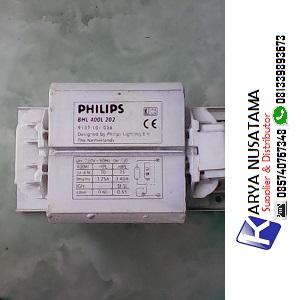 Jual Perangkat Lampu Sorot Ballas Philips BHl400 l200 di Bogor