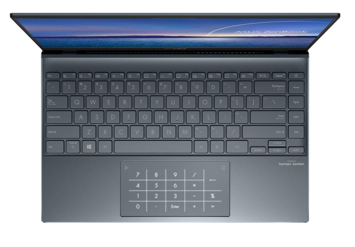 Asus Zenbook 14 UM425IA AM701S, Ultrabook Super Ringan dan Powerful bertenaga Ryzen 7 4700U