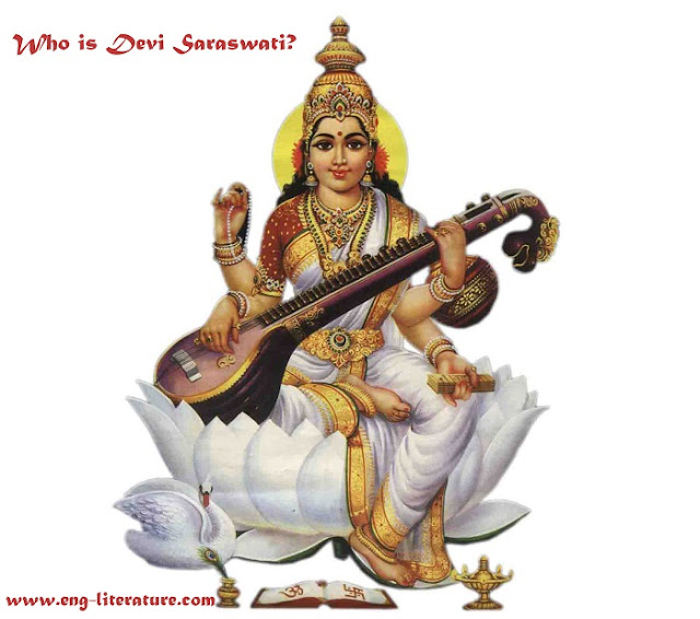 Who is Devi Saraswati? Let us try to know.