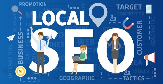 how to rank with local seo google my business search engine listings optimized