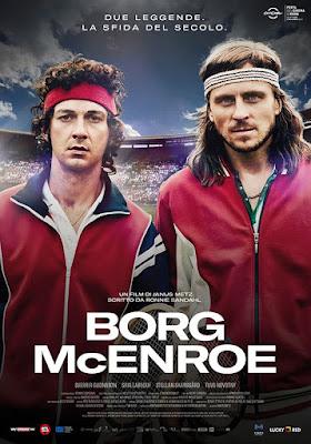 Borg Vs McEnroe [2017] [DVD R2] [Latino]