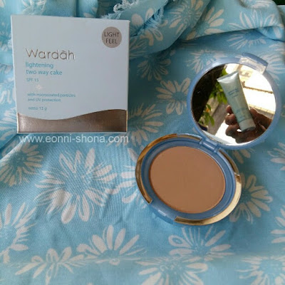 [Review]: Paduan Serasi Wardah Lightening Day Cream dengan Wardah Lightening Two Way Cake