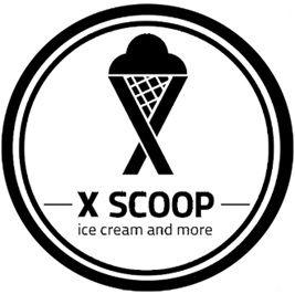 أسعار منيو ورقم وعنوان اكس سكوب آيس كريم X Scoop ice cream