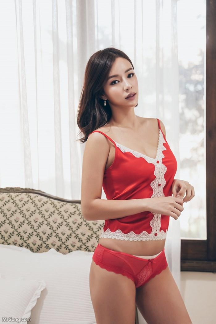 Image Kwon-Soo-Jung-MrCong.com-097 in post Người đẹp Kwon Soo Jung đầy mê hoặc trong bộ sưu tập nội y (134 ảnh)