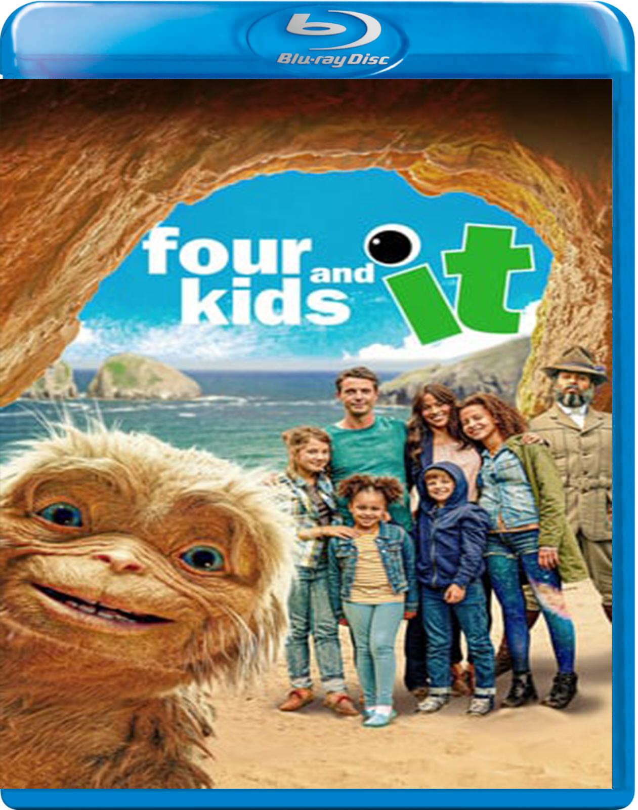 Four Kids and It [2019] [BD25] [Subtitulado]