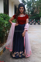 Actress Aathmika in lovely Maraoon Choli ¬  Exclusive Celebrities galleries 064.jpg