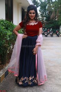 Actress Aathmika in lovely Maraoon Choli ¬  Exclusive Celebrities galleries 064.jpg