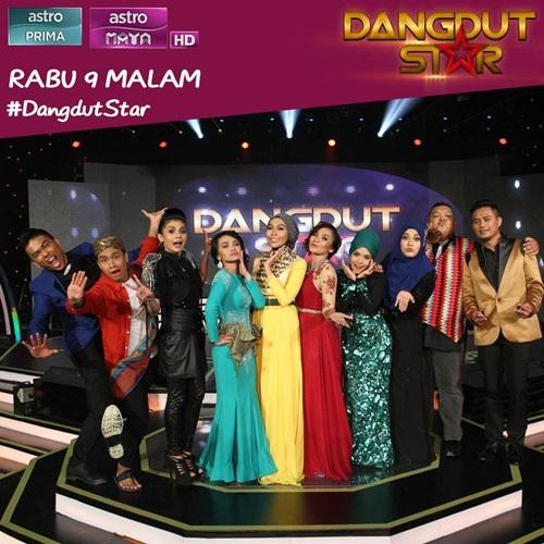 Konsert Dangdut Star minggu 2, senarai lagu peserta Dangdut Star minggu kedua, gambar Konsert Dangdut Star minggu 2