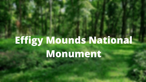 iowa best place Effigy Mounds National Monument