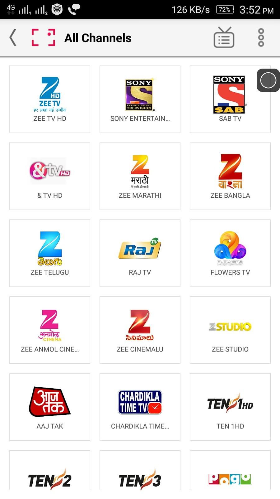 Tv Hack App