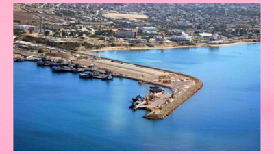 India accepted the charge of Chabahar port in Iran