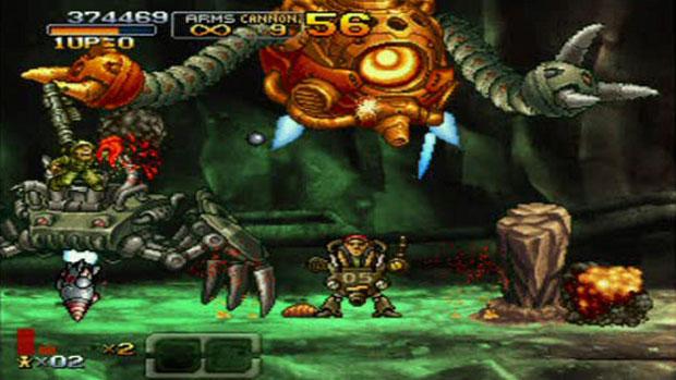 metal slug x games free