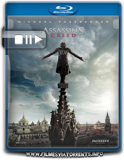 Assassin's Creed Torrent - BluRay Rip 720p e 1080p Dublado