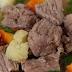 Makanan Khas Indonesia Sup Daging Spesial