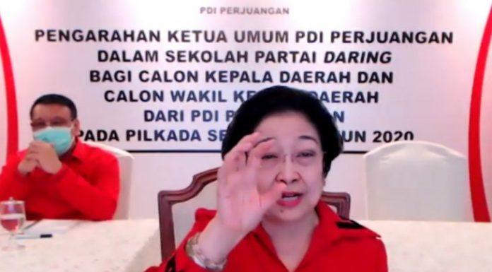 Ah Yang Bener? Megawati: Rekomendasi Pilkada Itu Prerogatif, Misal Ada yang Ngamuk Ya Dipecat!